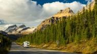 Im Sommer kann das jeder, mit dem Wohnmobil durch Kanada fahren