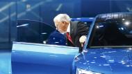 Weitere hohe Volkswagen-Manager vor Rauswurf