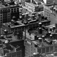 Hier wurde Wohnraum verschwendet: New York im Jahr 1973.