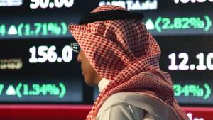 Die Ölstrategien der Saudis