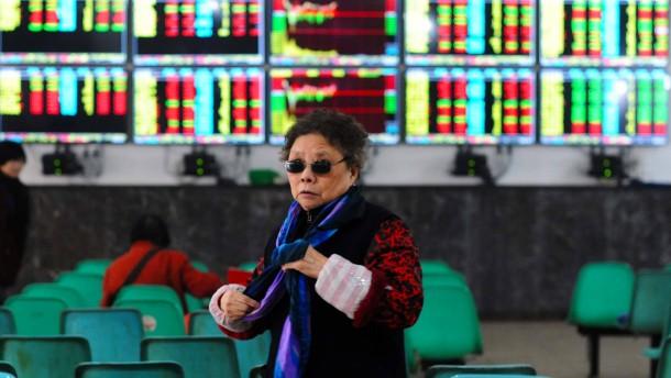 Chinas Zocker-Krise