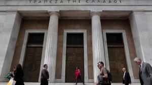 Kreditwürdigkeit von Spanien und Griechenland steigt