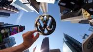 """VW-Amerika-Chef entschuldigt sich: """"Wir haben es verbockt"""""""