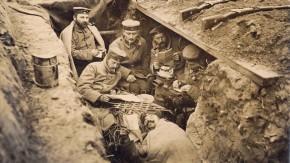 Historisches E-Paper zum Ersten Weltkrieg: Die Kämpfe im Osten
