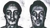 Fahndungsbilder zweier Männer, die nach den Pariser Anschlägen vom 13.11.2015 als weitere Verdächtige von der belgischen Polizei gesucht werden.