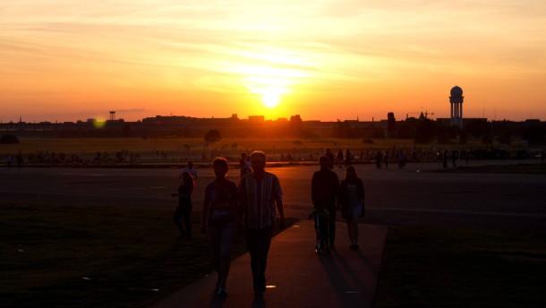 Tempelhof bleibt ein weites Feld