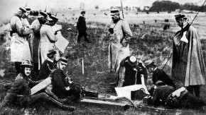 Historisches E-Paper zum Ersten Weltkrieg: Aufklärung im Sturmgelände