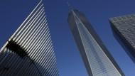 Nach acht Jahren Bauzeit sogar höher als seine Vorgänger: Der Freedom Tower in New York