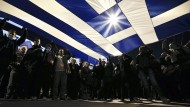 Griechische Wirtschaft wächst zum ersten Mal seit sieben Jahren
