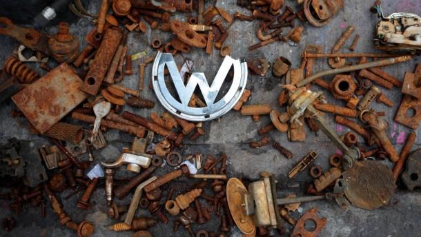 Manipulationssoftware in elf Millionen VW-Dieselautos