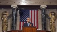 Obama ruft Zeitenwende für Amerika aus