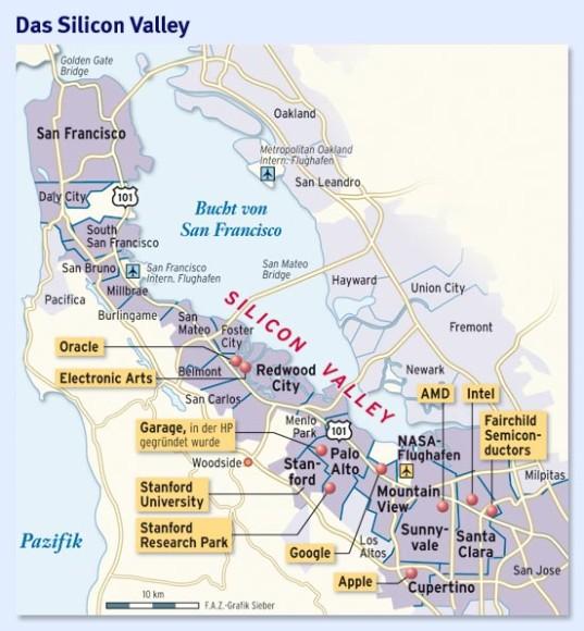 Silicon Valley Karte.Bilderstrecke Zu Serie Wie Wir Reich Wurden 10 Silicon