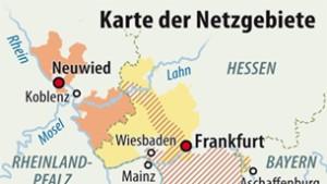 RWE prüft Verkauf der Süwag