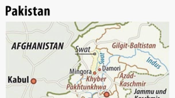 Viele Tote bei Taliban-Angriff auf Kontrollposten