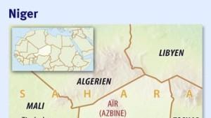 Militärjunta übernimmt Macht in Niger