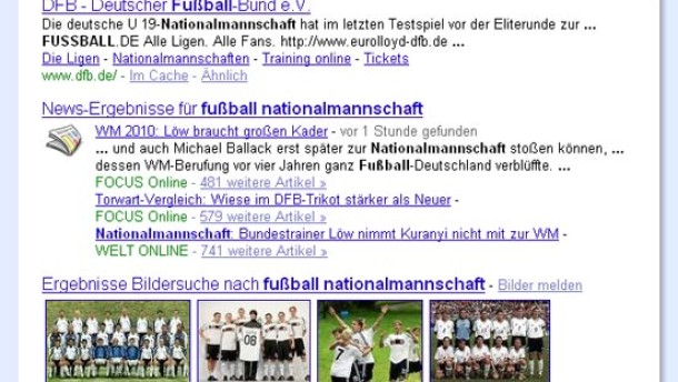 Google trifft jetzt anders