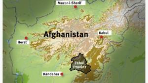 Islamist aus Deutschland in Afghanistan festgenommen