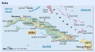 Havanna Kuba Karte.Kuba Das Huhn Des Comandante Fern Faz