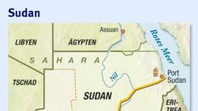 Infografik / Öl Raffinerie / Sudan Ölvorkommen