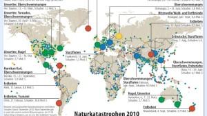 Klimawandel löst immer mehr Unwetter aus
