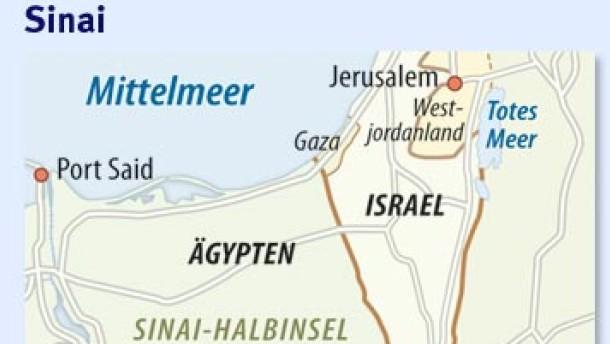 Islamisten greifen ägyptische Sicherheitszentrale an