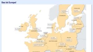 Europa in Zahlen