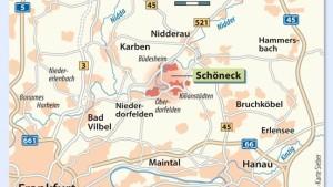 Für Frankfurt wächst ein weiterer Speckgürtel