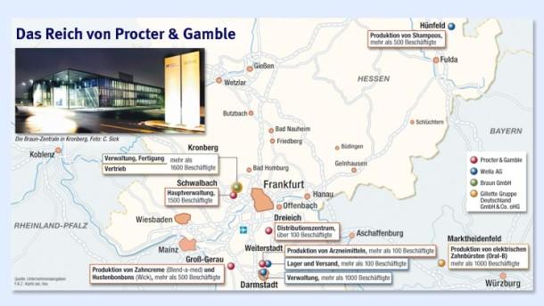 Unruhe im Procter-&-Gamble-Kosmos