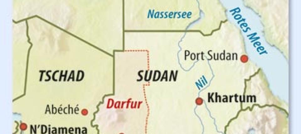 Sudan: Zwei deutsche Entwicklungshelfer entführt - Ausland - FAZ on