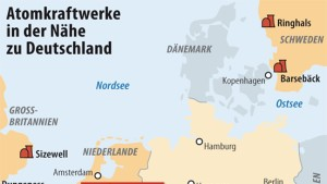 Niederlande plant neue Atomreaktoren