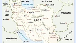 Amerikanerin in Iran festgenommen