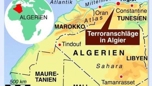 Al Qaida bekennt sich zu Anschlägen