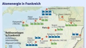 Französischer Atommüll in Sibirien