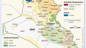 Der irakische Exodus