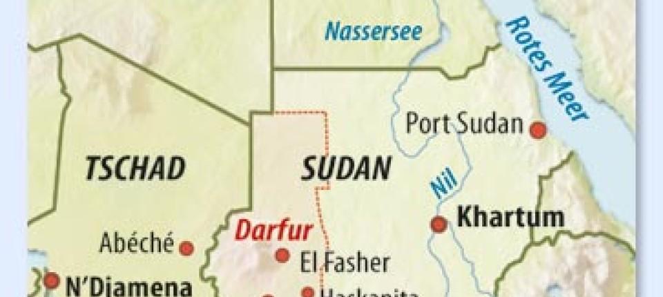 Darfur: Zersplitterte Verhandlungsparteien - Ausland - FAZ on
