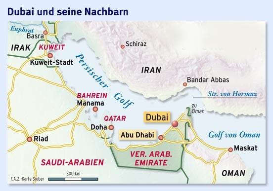 Abu Dhabi Kontinent