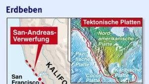 Starkes Erdbeben erschüttert Los Angeles