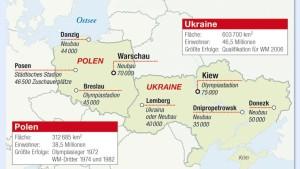 Der Osten bebt: Polen und die Ukraine erobern EM